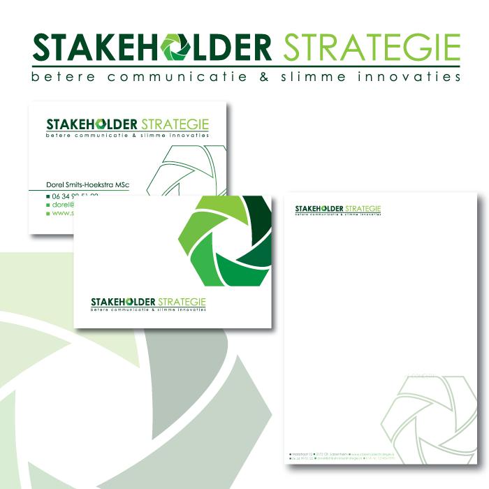 Huisstijl ontwerp Stakeholder Strategie