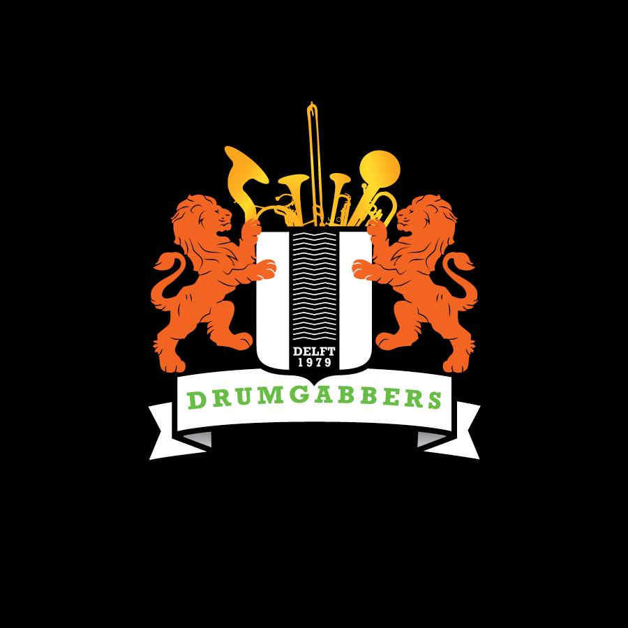 Logo ontwerp Drumgabbers