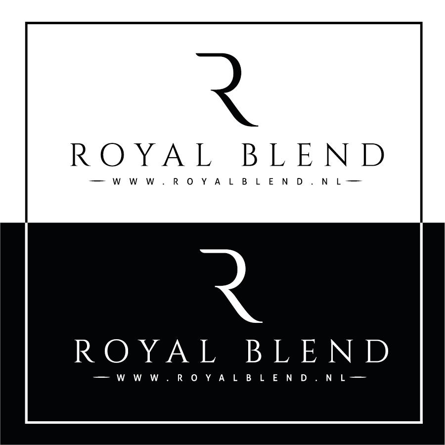 Logo ontwerp Royal Blend