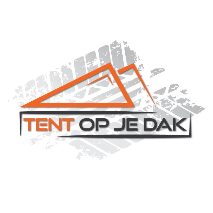 Logo ontwerp Tent op je dak