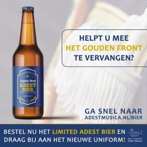 Adest bier social media reclame