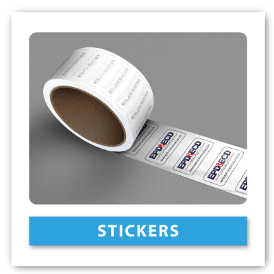 Knop-stickers