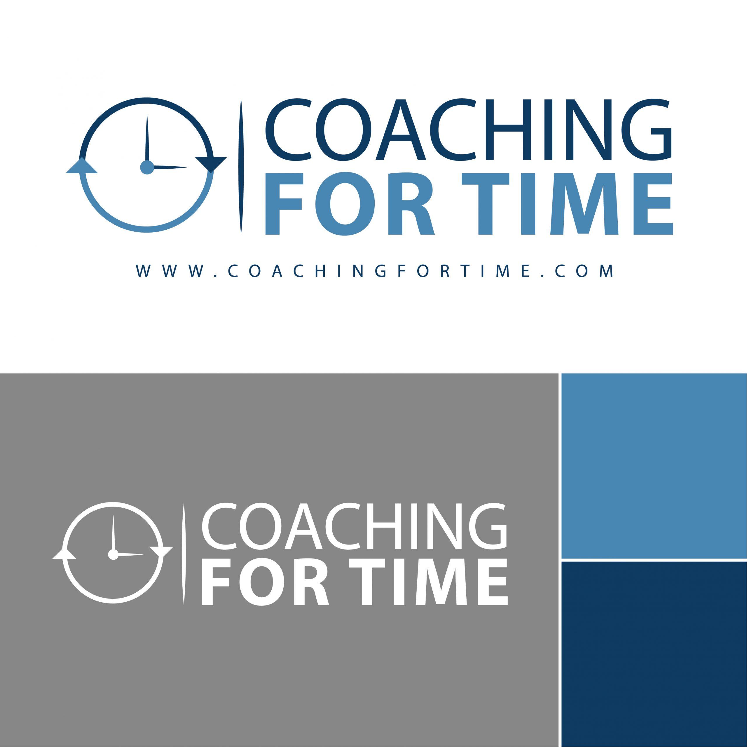 Logo Coaching For Time