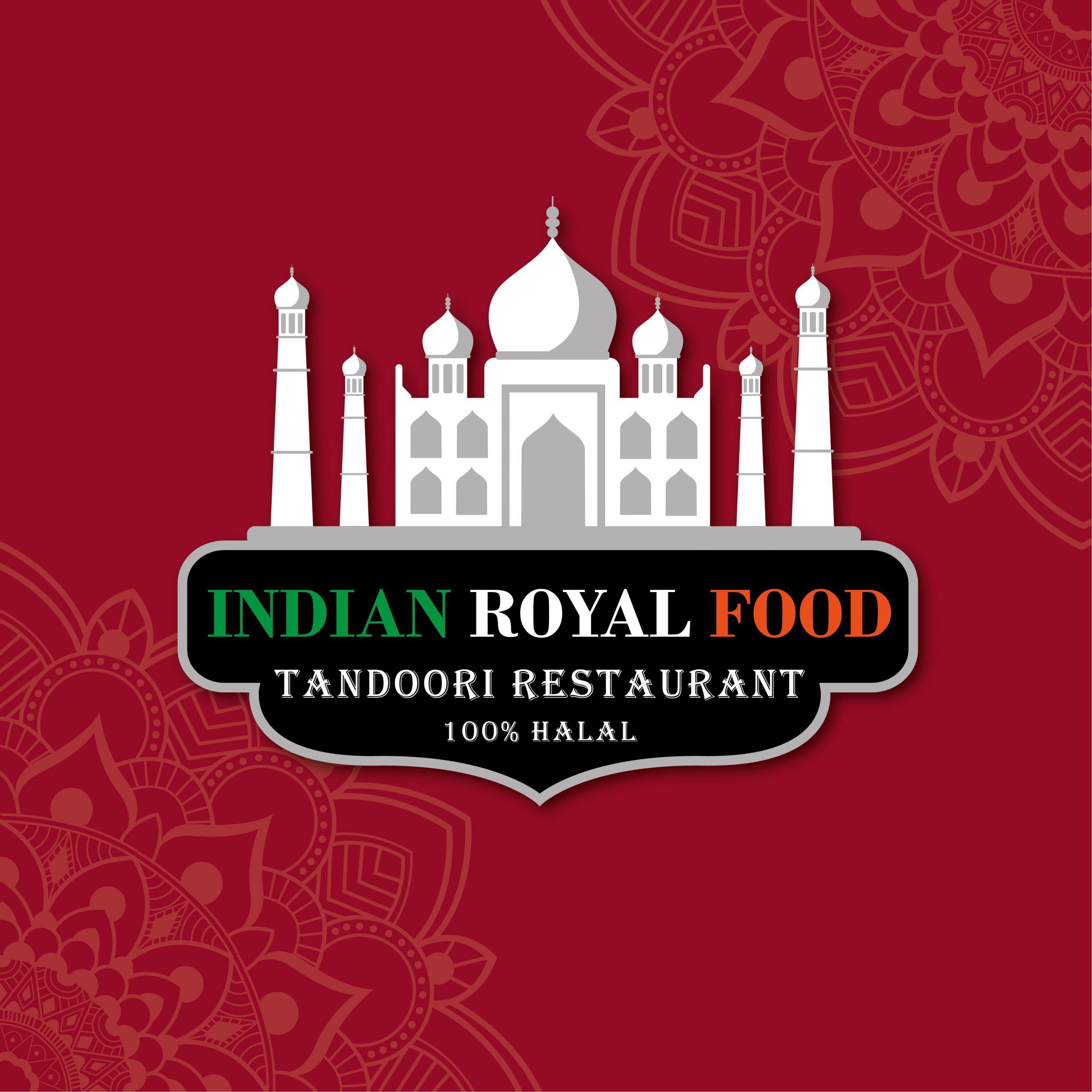 Logo Indian Royal Food